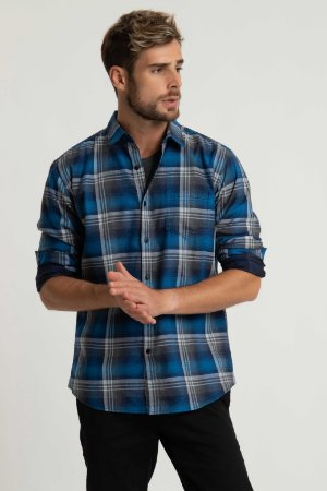 Camisa Xadrez Relax 5