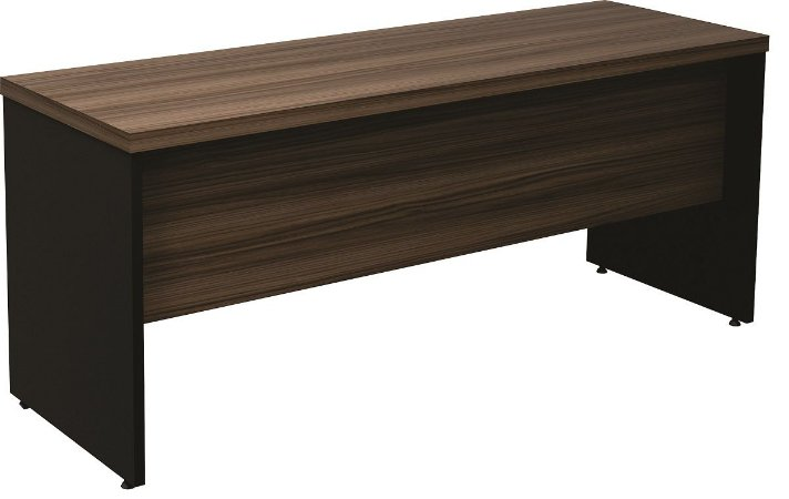 Mesa reta New 40mm 1500mm de comprimento confeccionado em MDP!