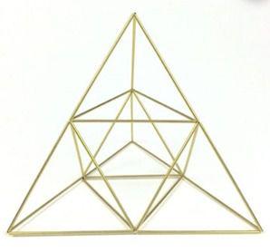 Escultura Decorativa pyramid