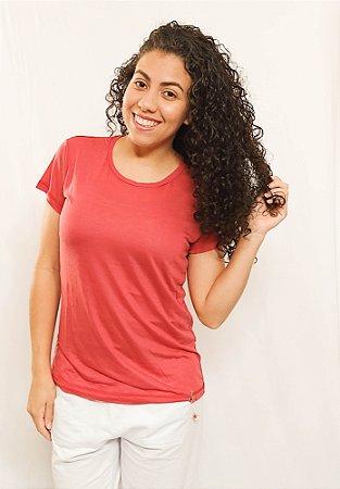 Camiseta Visco Lycra Feminina