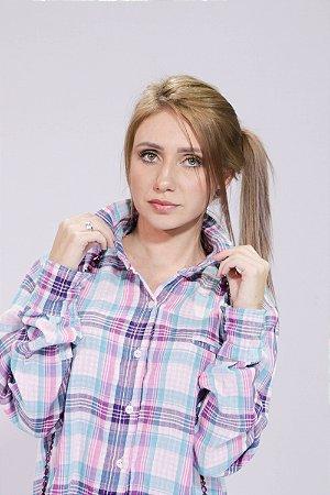 Camisa Flanela Feminina