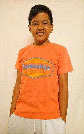 Camiseta Infantil Esperança 1983