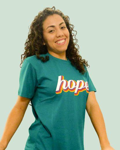 Camiseta Silk  Hope Colors