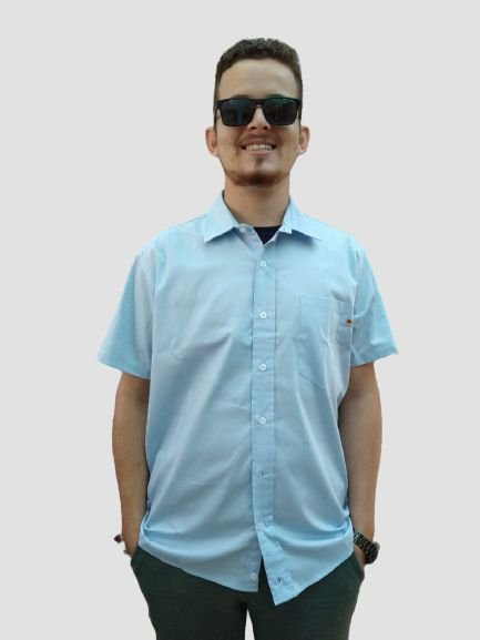 Camisa Tecido Masc SLIM