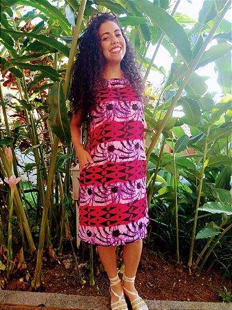 Vestido Amarilis Ref V234