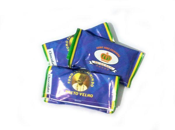 Fumo Para Cachimbo Preto Velho Chocolate