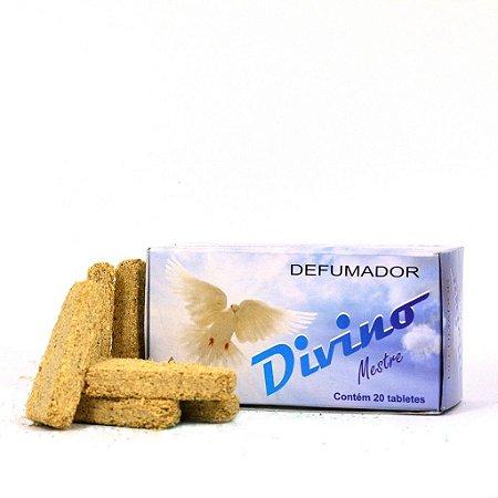 Defumador Divino Mestre cx com 20 tabletes