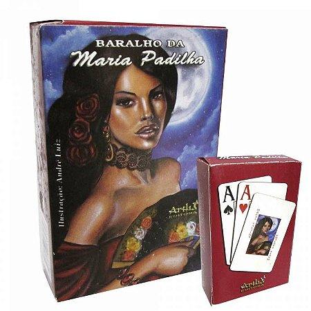 Baralho de Maria Padilha