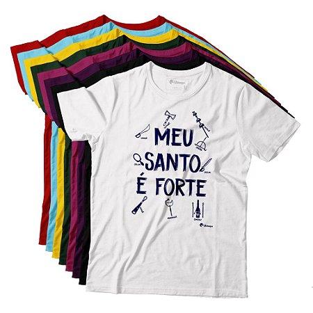 Camisa Meu Santo é Forte
