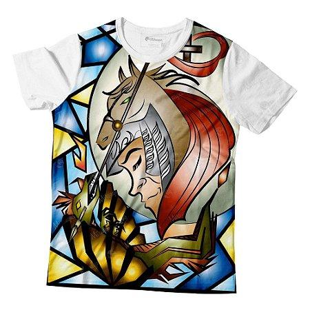 Camisa Full São Jorge Vitral