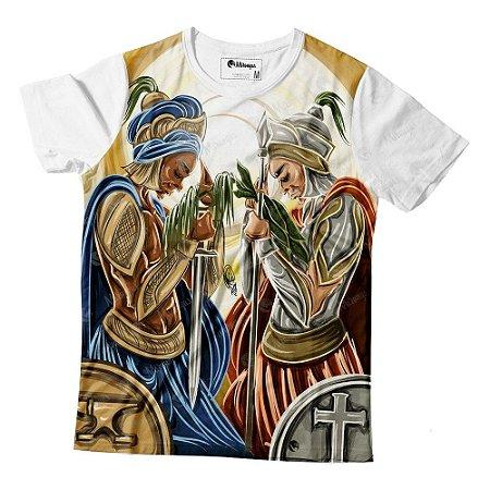 Camisa Full Ogum e São Jorge