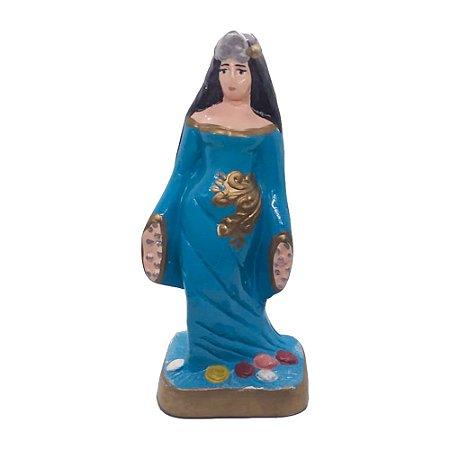 Imagem de Iemanjá Azul de 18cm