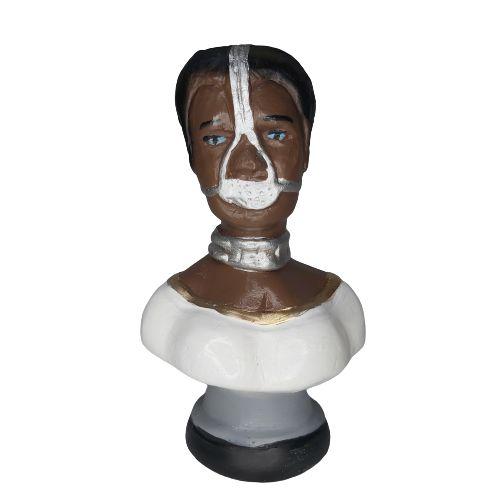 Imagem Busto Escrava Anastácia 17cm