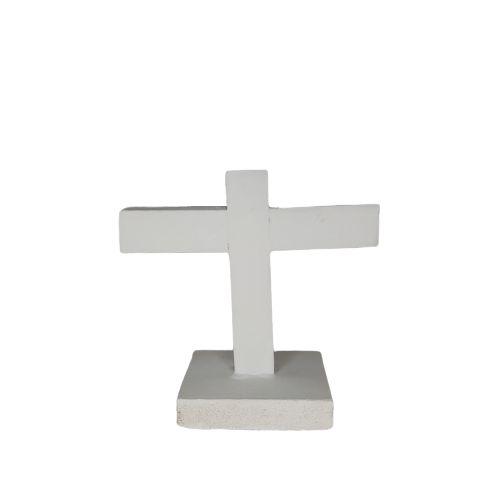 Cruzeiro Branco de Preto Velho 11cm