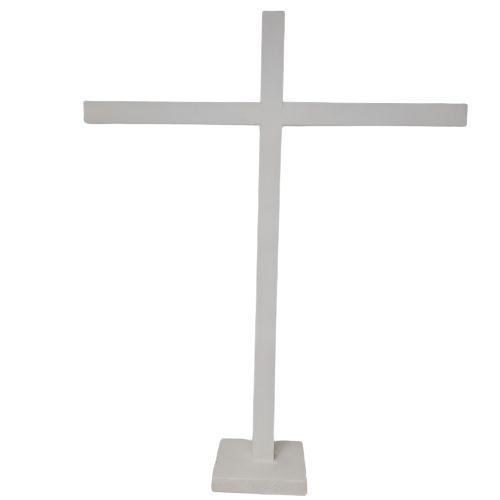 Cruzeiro Branco de Preto Velho 53cm