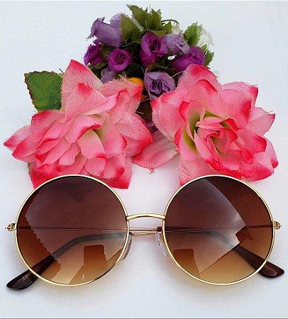 Óculos de Sol Trend Redondo