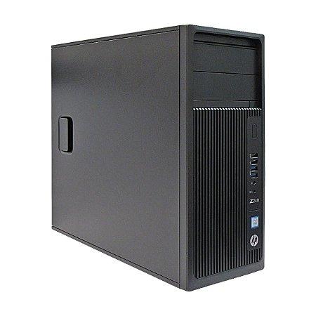 Workstation Hp Z240 Tower I7 6700 32gb Ddr4 4tb W10 Pro