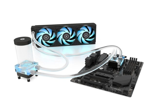 EKWB Kit para resfriamento CPU CLASSIC RGB P360