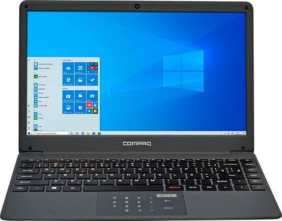NOTEBOOK COMPAQ CQ-27 COREI3 4GB SSD120GB WIN10