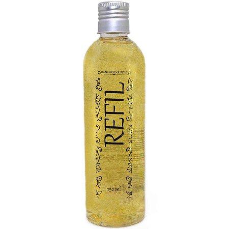 Refil sabonete líquido Dani Fernandes romã glitter 250 ml