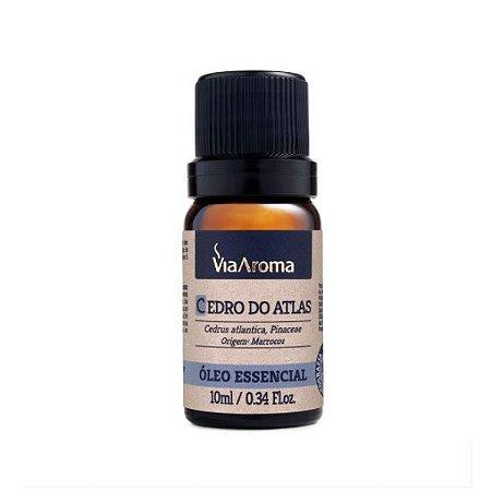 Óleo essencial Via Aroma cedro do atlas 10 ml