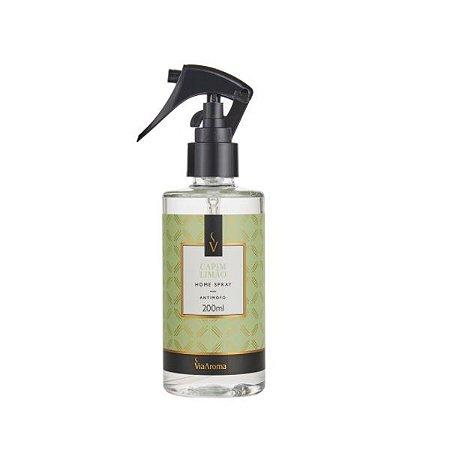 Home spray Via Aroma capim limão 200 ml