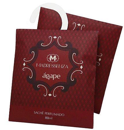 Sachê perfumado Madressenza ágape 80 ml
