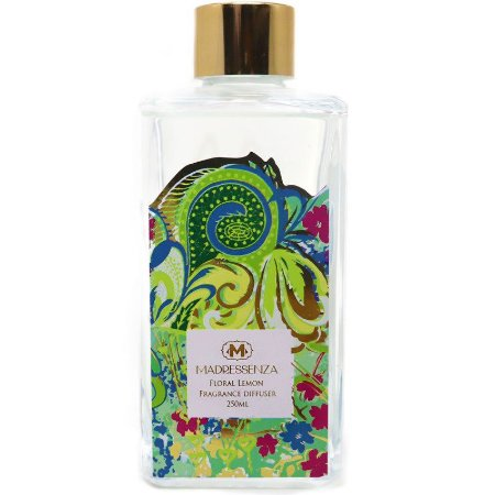 Difusor de aromas Madressenza floral lemon 250 ml