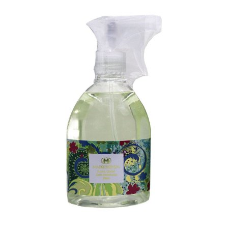Água perfumada Madressenza para tecidos floral lemon 500 ml