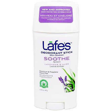 Desodorante twist stick Lafe's lavanda  64 g