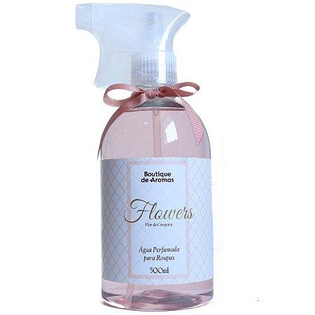 Água perfumada Boutique de Aromas flowers flor de cerejeira 500 ml