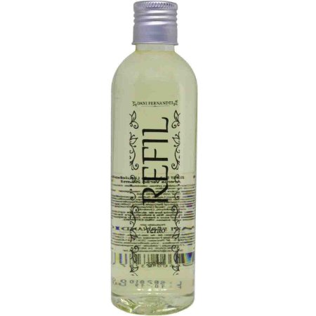 Refil sabonete líquido Dani Fernandes verão 250 ml