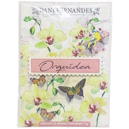 Sachê perfumado Dani Fernandes orquídea 10 g