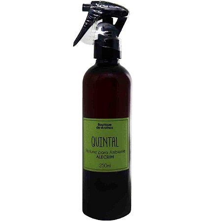 Perfume para ambientes Boutique de Aromas alecrim quintal 250 ml