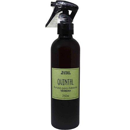 Perfume para ambientes Boutique de Aromas verbena quinta 250 ml