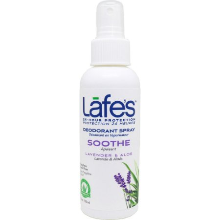 Desodorante spray Lafe's lavanda 118 ml