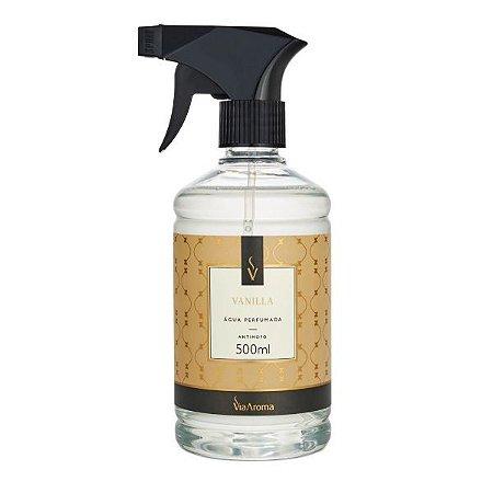 Água perfumada Via Aroma Vanilla 500 ml