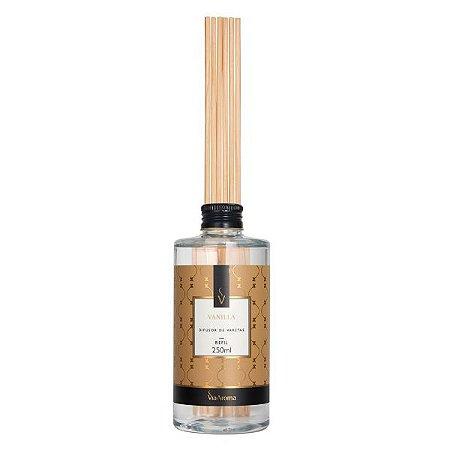 Refil difusor de aromas Via Aroma Vanilla 250 ml