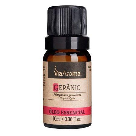 Óleo essencial Via Aroma gerânio 10 ml