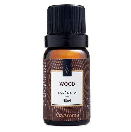 Essência concentrada Via Aroma Wood 10ml