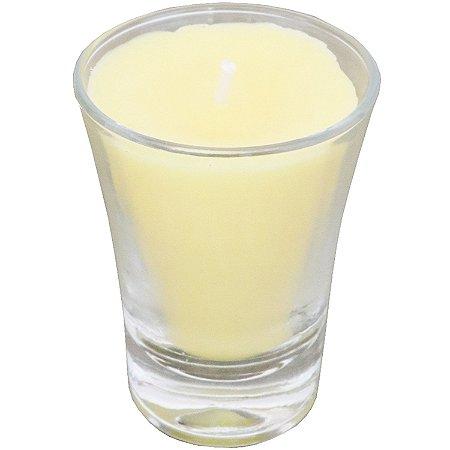 Vela perfumada Guenther copo de vidro citronela