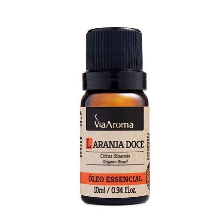 Óleo essencial Via Aroma laranja doce 10 ml
