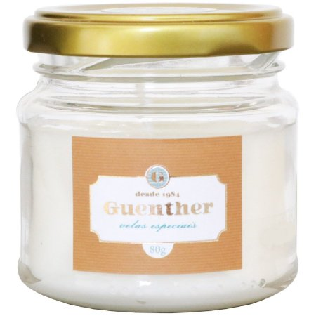 Vela perfumada Guenther pote Alfazema 80 g