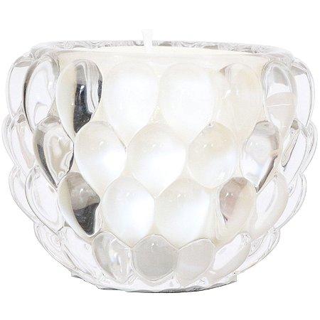 Vela perfumada Guenther em vidro de gotas Alecrim