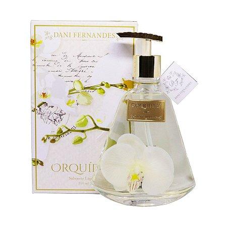 Sabonete líquido Dani Fernandes orquídea 210 ml