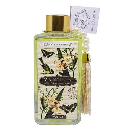 Difusor de aromas Dani Fernandes vanilla secret garden 250 ml