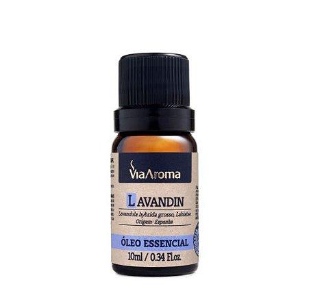 Óleo essencial Via Aroma lavandin 10 ml