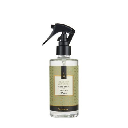 Home spray Via Aroma alecrim silvestre 200 ml