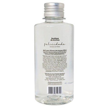 Refil difusor de aromas Boutique de Aromas damasco c/ peônia felicidade