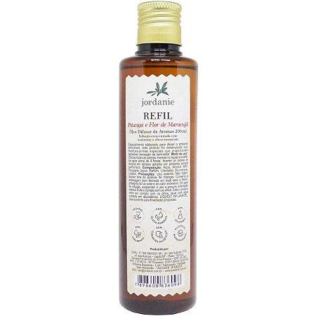 Refil difusor de aromas Jordanie pitanga e flor de maracujá 200 ml